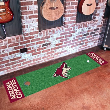 Picture of NHL - Arizona Coyotes Putting Green Mat