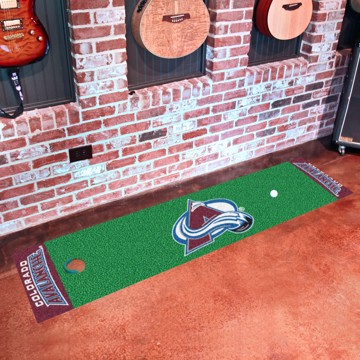 Picture of NHL - Colorado Avalanche Putting Green Mat