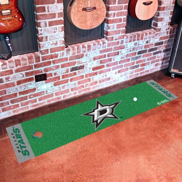 Picture of NHL - Dallas Stars Putting Green Mat