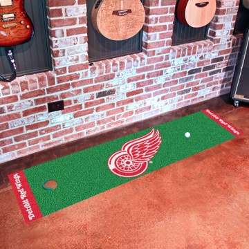 Picture of NHL - Detroit Red Wings Putting Green Mat