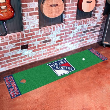Picture of NHL - New York Rangers Putting Green Mat