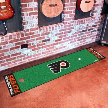 Picture of NHL - Philadelphia Flyers Putting Green Mat