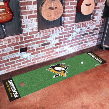 Picture of NHL - Pittsburgh Penguins Putting Green Mat