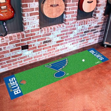 Picture of NHL - St. Louis Blues Putting Green Mat