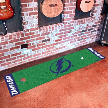Picture of NHL - Tampa Bay Lightning Putting Green Mat