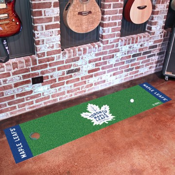Picture of NHL - Toronto Maple Leafs Putting Green Mat