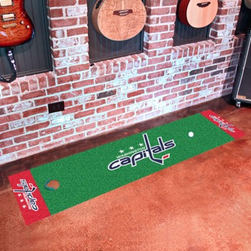 Picture of NHL - Washington Capitals Putting Green Mat