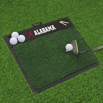 Picture of Alabama Golf Hitting Mat