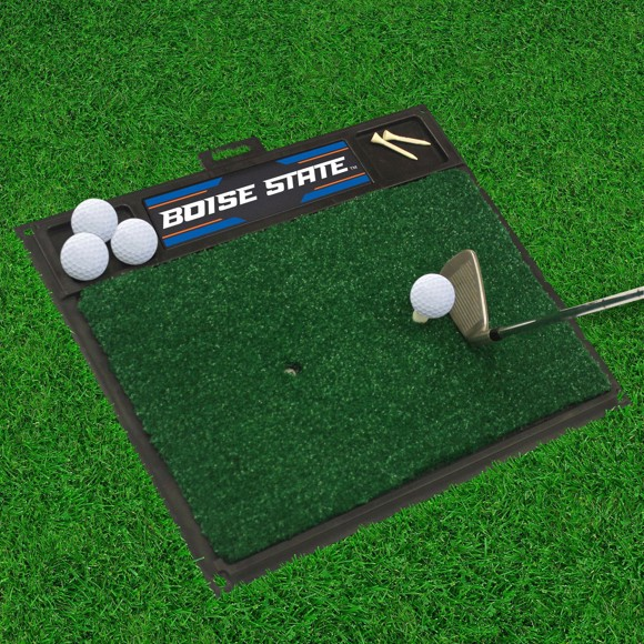 Picture of Boise State Golf Hitting Mat