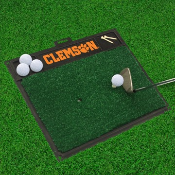 Picture of Clemson Golf Hitting Mat