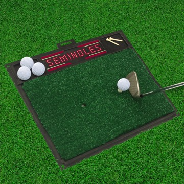 Picture of Florida State Golf Hitting Mat