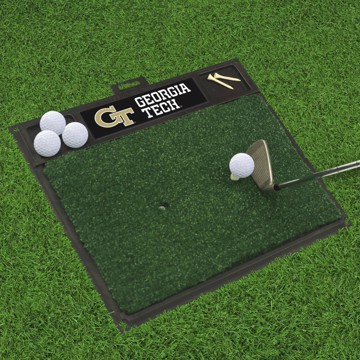 Picture of Georgia Tech Golf Hitting Mat
