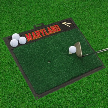 Picture of Maryland Golf Hitting Mat