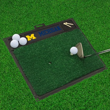 Picture of Michigan Golf Hitting Mat