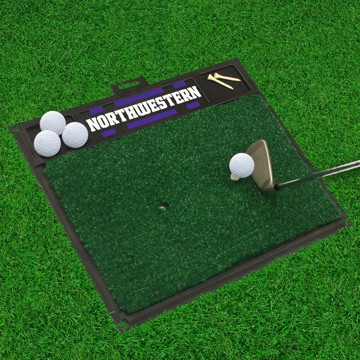 Picture of Northwestern Golf Hitting Mat