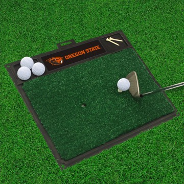 Picture of Oregon State Golf Hitting Mat