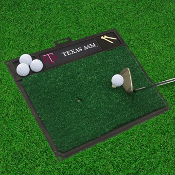 Picture of Texas A&M Golf Hitting Mat