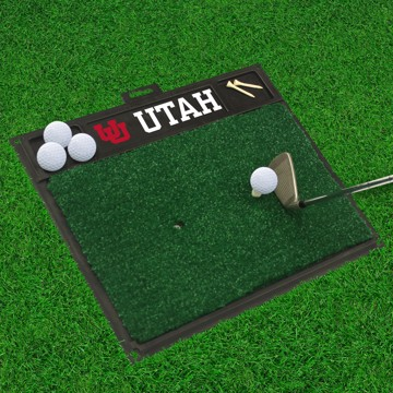 Picture of Utah Golf Hitting Mat