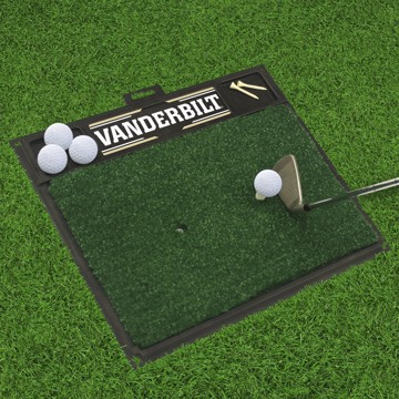 Picture of Vanderbilt Golf Hitting Mat