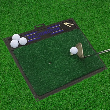 Picture of Washington Golf Hitting Mat