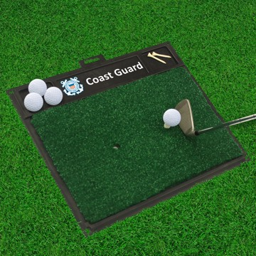 Picture of U.S. Coast Guard Golf Hitting Mat