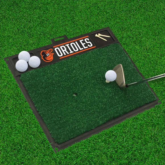 Picture of MLB - Baltimore Orioles Golf Hitting Mat