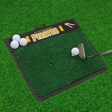 Picture of MLB - Pittsburgh Pirates Golf Hitting Mat
