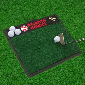 Picture of NBA - Atlanta Hawks Golf Hitting Mat