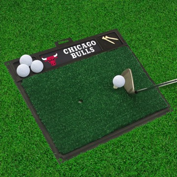 Picture of NBA - Chicago Bulls Golf Hitting Mat