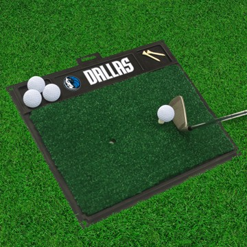 Picture of NBA - Dallas Mavericks Golf Hitting Mat