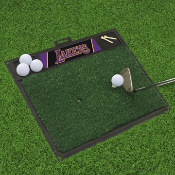 Picture of NBA - Los Angeles Lakers Golf Hitting Mat