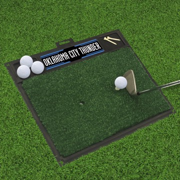 Picture of NBA - Oklahoma City Thunder Golf Hitting Mat
