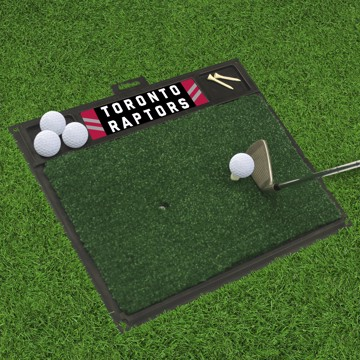 Picture of NBA - Toronto Raptors Golf Hitting Mat