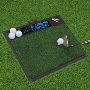 Picture of NFL - Carolina Panthers Golf Hitting Mat