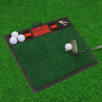 Picture of NFL - Cleveland Browns Golf Hitting Mat