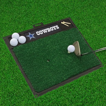 Picture of NFL - Dallas Cowboys Golf Hitting Mat