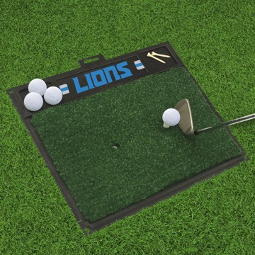 Picture of NFL - Detroit Lions Golf Hitting Mat