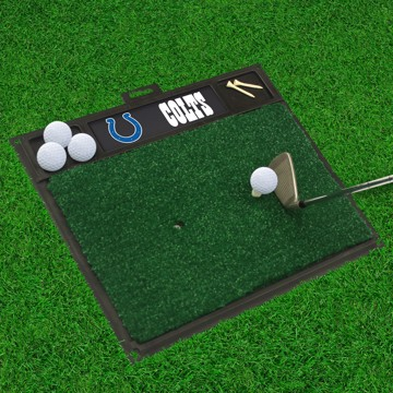 Picture of NFL - Indianapolis Colts Golf Hitting Mat
