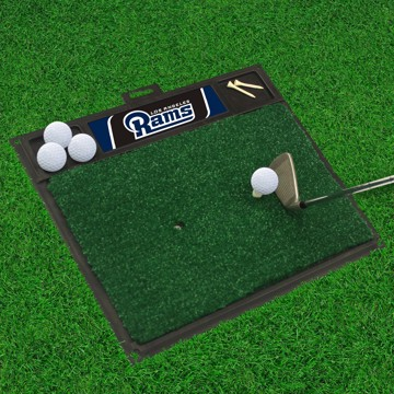 Picture of NFL - Los Angeles Rams Golf Hitting Mat