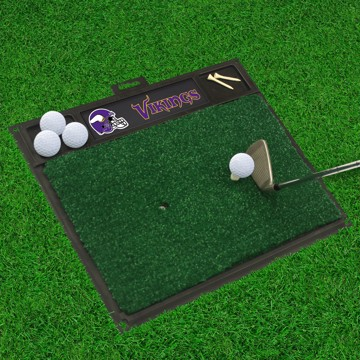 Picture of NFL - Minnesota Vikings Golf Hitting Mat