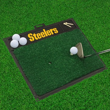 Picture of NFL - Pittsburgh Steelers Golf Hitting Mat
