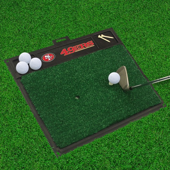 Picture of NFL - San Francisco 49ers Golf Hitting Mat