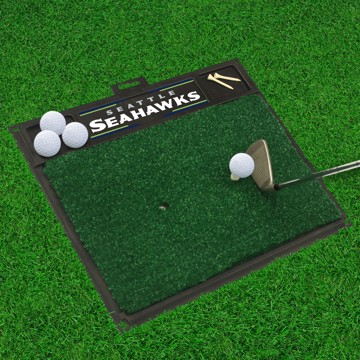 Picture of NFL - Seattle Seahawks Golf Hitting Mat