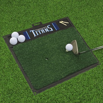 Picture of NFL - Tennessee Titans Golf Hitting Mat