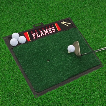 Picture of NHL - Calgary Flames Golf Hitting Mat