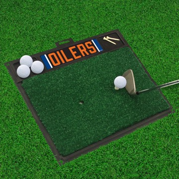 Picture of NHL - Edmonton Oilers Golf Hitting Mat
