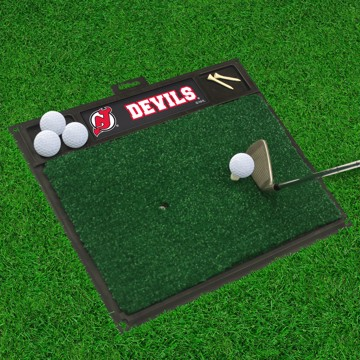 Picture of NHL - New Jersey Devils Golf Hitting Mat