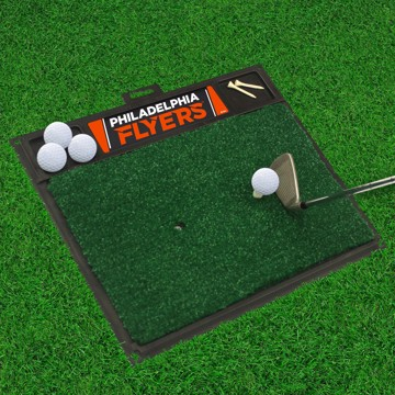 Picture of NHL - Philadelphia Flyers Golf Hitting Mat