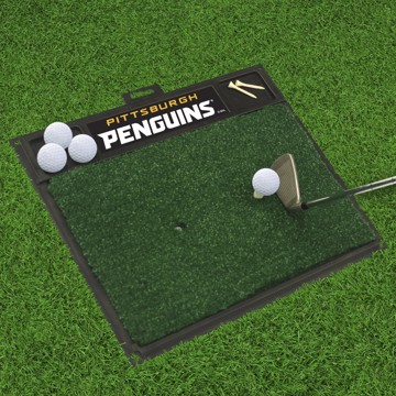 Picture of NHL - Pittsburgh Penguins Golf Hitting Mat