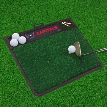 Picture of NHL - Washington Capitals Golf Hitting Mat